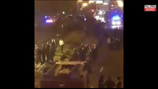 ერევნის ცენტრში ავტობუსი აფეთქდა - 2 დაღუპული და 7 დაშავებული